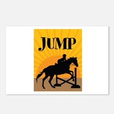 JUMP Postcards (Package of 8)