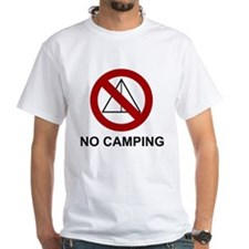 No Camping Shirt