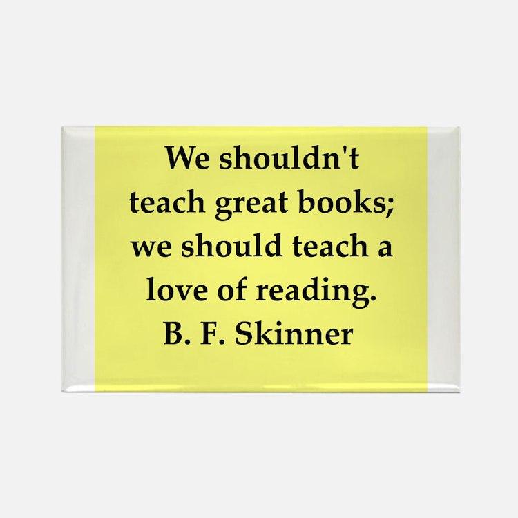 Bf Skinner Quotes: B F Skinner Refrigerator Magnets