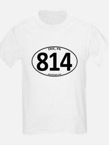 Erie, PA 814 T-Shirt