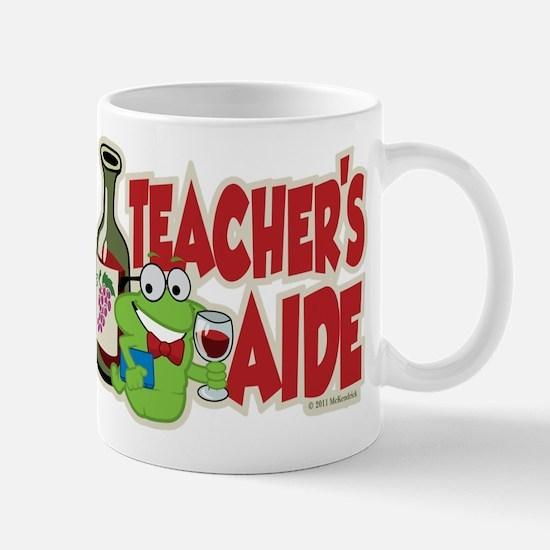 Teacher's Aide (Wine) Mug