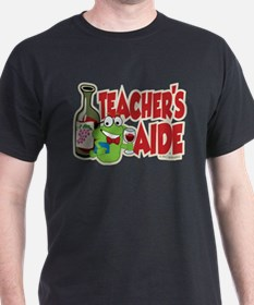 Teacher's Aide (Wine) T-Shirt