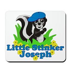 Little Stinker Joseph Mousepad