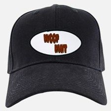 WOLF HUNT RED MOSAIC DROP SHADOW Baseball Hat