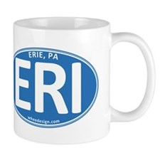 Blue Oval ERI Mug