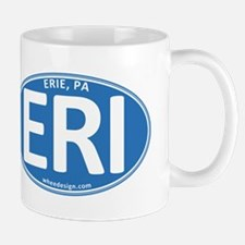 Blue Oval ERI Mug