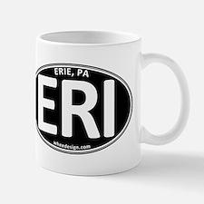 Black Oval ERI Mug