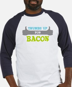 Thumbs Up for BACON Baseball Jersey
