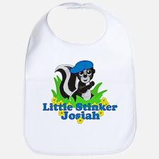 Little Stinker Josiah Bib