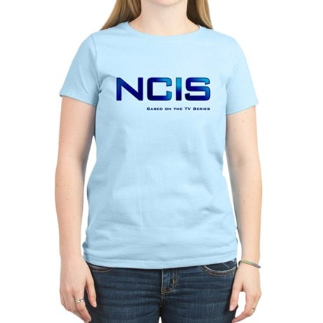 NCIS TV Blue Women's Light T-Shirt