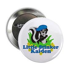 """Little Stinker Kaiden 2.25"""" Button"""