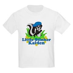 Little Stinker Kaiden Kids Light T-Shirt