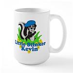 Little Stinker Kevin Large Mug