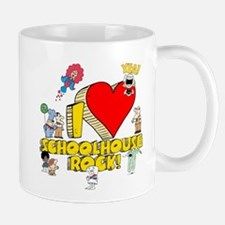 I Heart Schoolhouse Rock! Mug