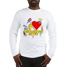 I Heart Schoolhouse Rock! Long Sleeve T-Shirt