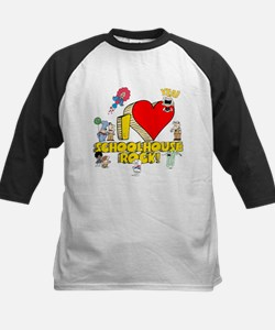 I Heart Schoolhouse Rock! Tee