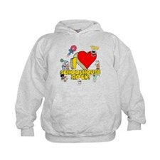 I Heart Schoolhouse Rock! Hoody