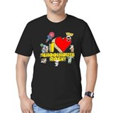 Schoolhouserocktv Fitted Dark T-Shirts
