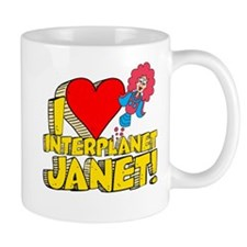 I Heart Interplanet Janet! Mug
