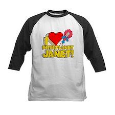 I Heart Interplanet Janet! Tee