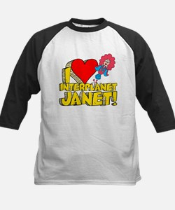 I Heart Interplanet Janet! Tee