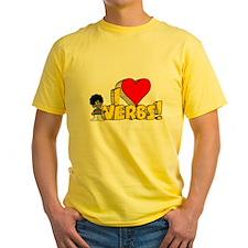 I Heart Verbs - Schoolhouse Rock! T