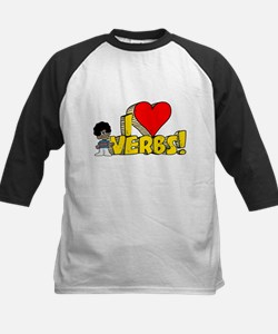 I Heart Verbs - Schoolhouse Rock! Tee
