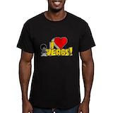 Schoolhouserocktv Fitted Dark T-Shirts
