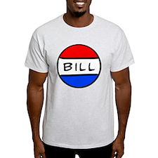 Bill Button T-Shirt