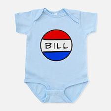 Bill Button Infant Bodysuit
