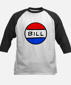 Bill Button Tee