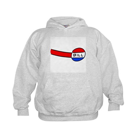 Now You're a Bill Kids Hoodie