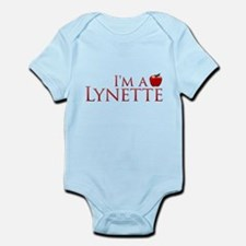 I'm a Lynette Infant Bodysuit