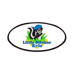 Little Stinker Kyle Patches