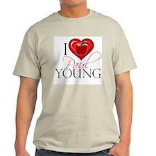 I Heart Paul Young Light T-Shirt