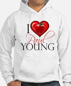 I Heart Paul Young Hoodie