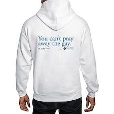 Pray Away the Gay - Grey's Anatomy Hooded Sweatshi
