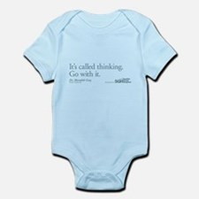 It's called thinking. - Grey's Anatomy Infant Body
