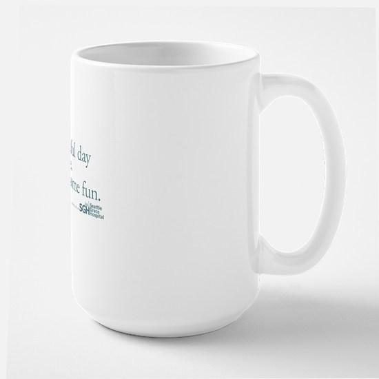 Save some lives. - Grey's Anatomy Large Mug