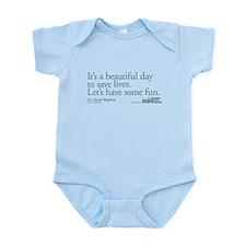 Save some lives. - Grey's Anatomy Infant Bodysuit