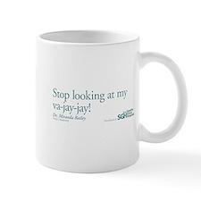 Va-jay-jay - Grey's Anatomy Mug