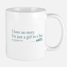 Girl in a Bar - Grey's Anatomy Quote Mug