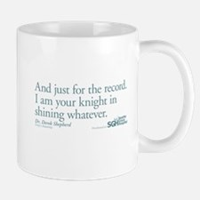 For the Record... - Grey's Anatomy Mug