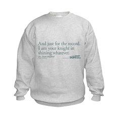 For the Record... - Grey's Anatomy Sweatshirt