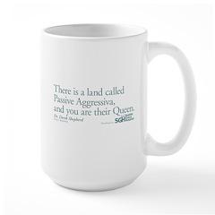 Passive Aggressiva - Grey's Anatomy Mug