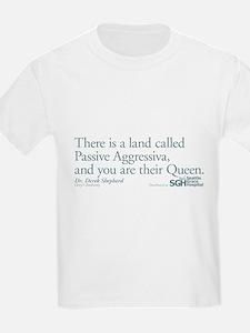 Passive Aggressiva - Grey's Anatomy T-Shirt