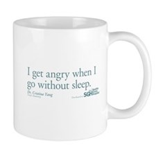 I get tired... - Grey's Anatomy Mug