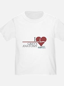 I Heart Grey's Anatomy T