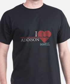 I Heart Addison - Grey's Anatomy T-Shirt