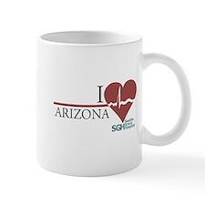 I Heart Arizona - Grey's Anatomy Mug